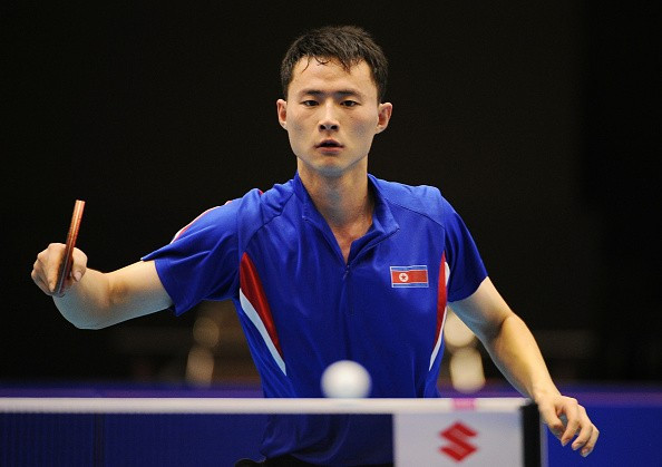 Success for North Korean men but defeats for women as ITTF Pyongyang Open begins
