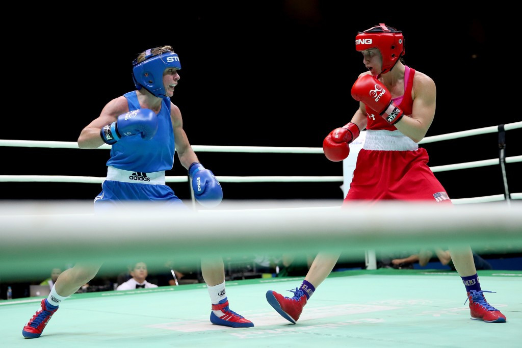 The Rio 2016 women's boxing competition will be only the second in the history of the Olympic Games after London 2012 ©Getty Images