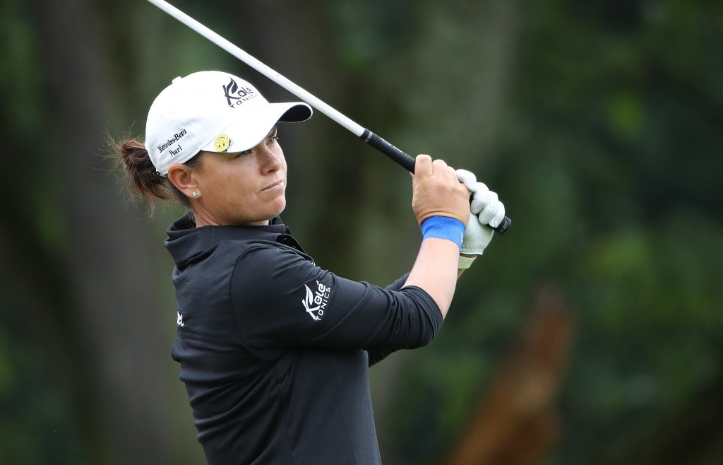 Pace becomes first female golfer to withdraw from Rio 2016 over Zika fears