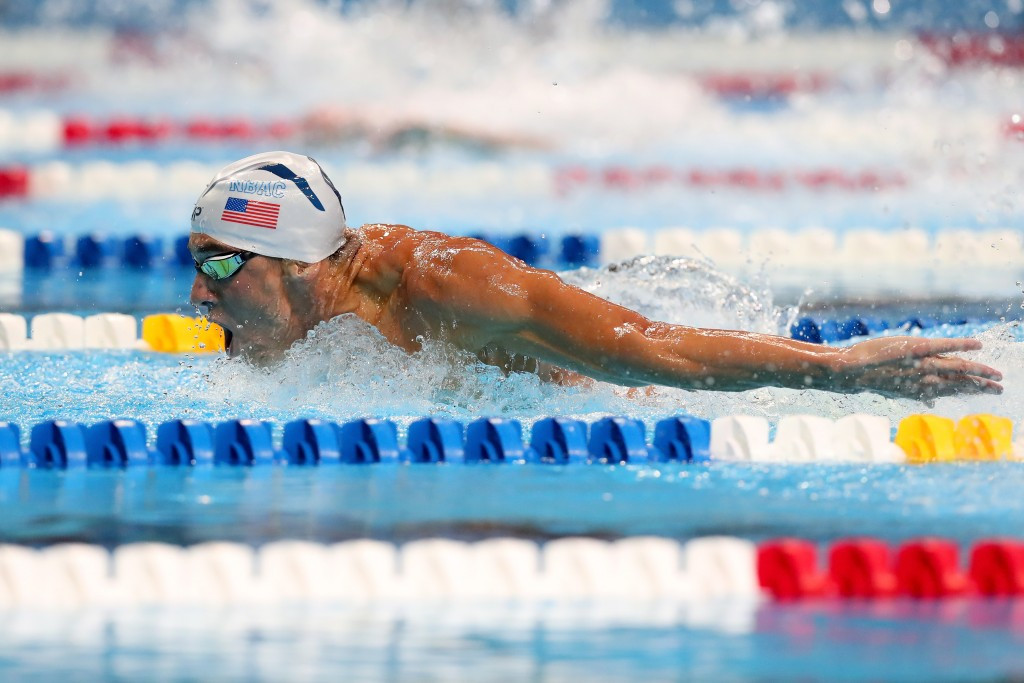 Phelps gets best birthday present as qualifies for record fifth Olympic Games