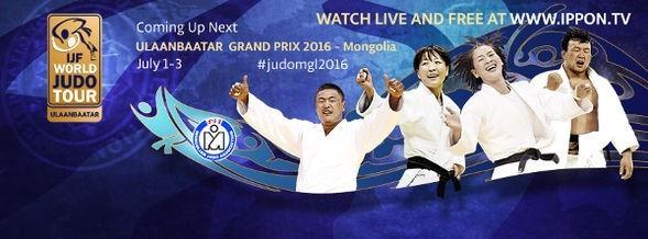 Mongolia's capital Ulaanbaatar set to host final IJF Grand Prix before Rio 2016