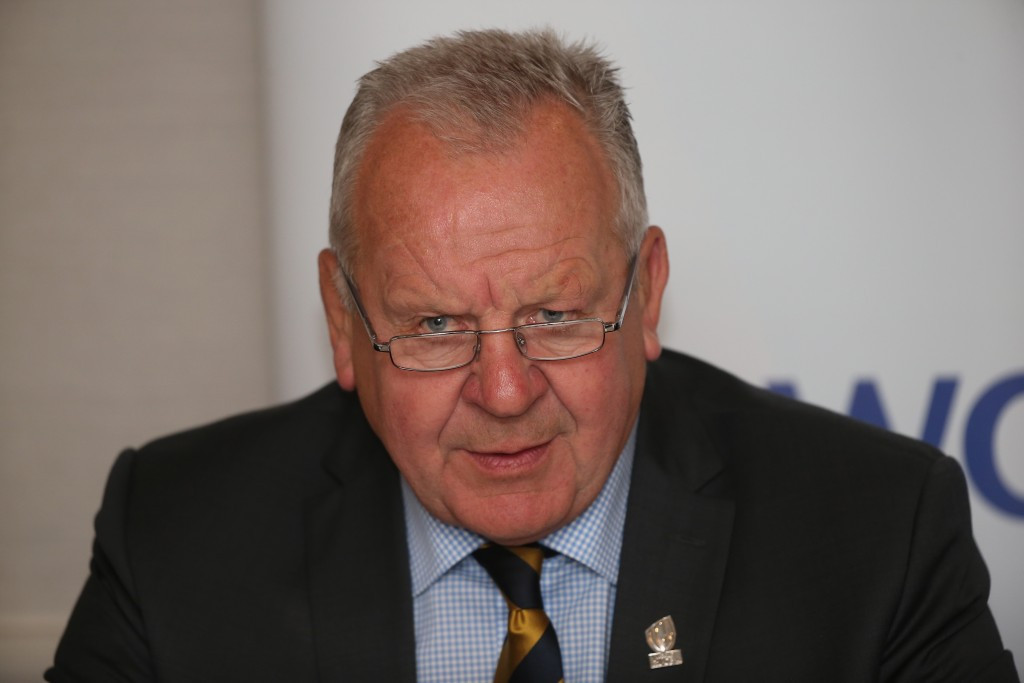 Beaumont set to officially take up post as World Rugby chairman