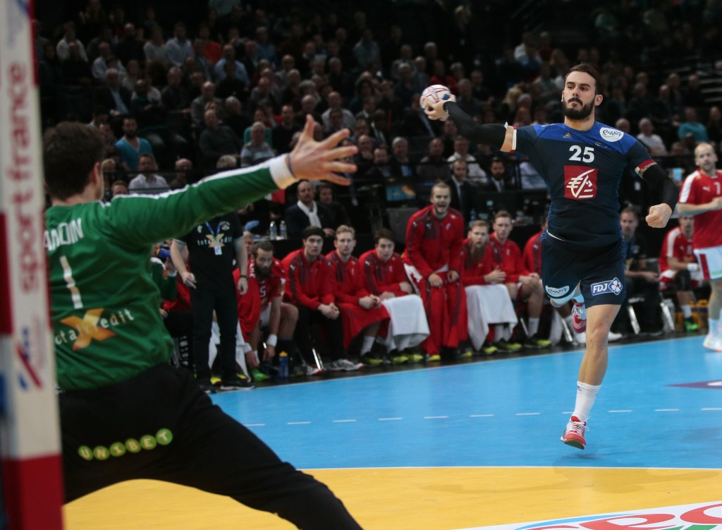 Five handball rule changes set to come into force in time for Rio 2016