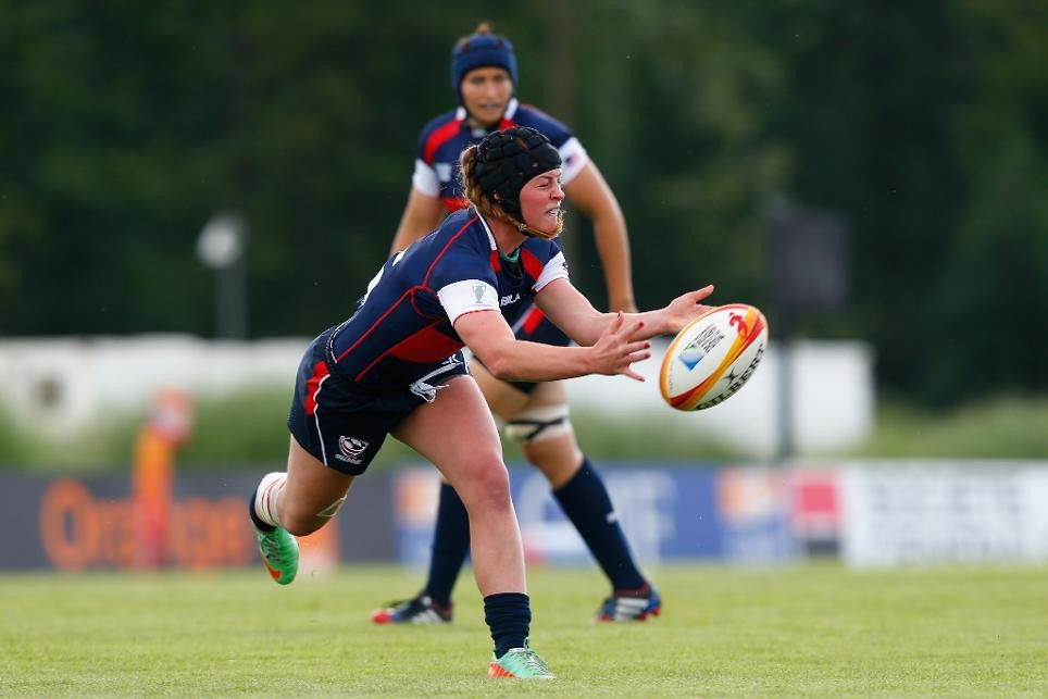Hosts United States are among the four nations set to compete in the 2016 Women's Rugby Super Series ©World Rugby