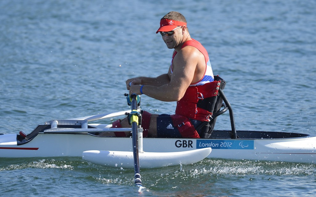 Tom Aggar is set to compete at his third Paralympic Games ©Getty Images