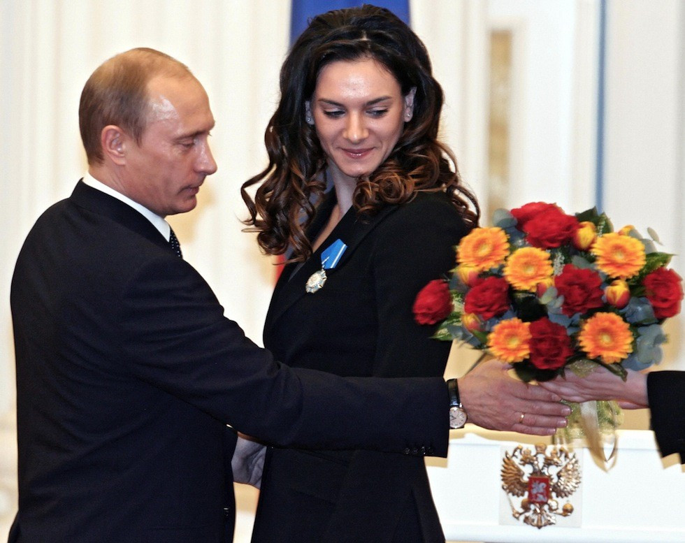 Yelena Isinbayeva appeals to IAAF to take part in Rio 2016 as neutral athlete as Russia take their case to CAS