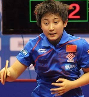 China's Fan advances to main draw at ITTF Pyongyang Open