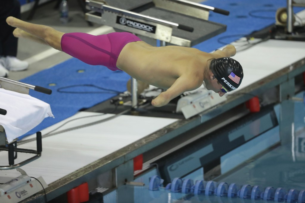 Seven national records broken as US Paralympic trials opens in Charlotte
