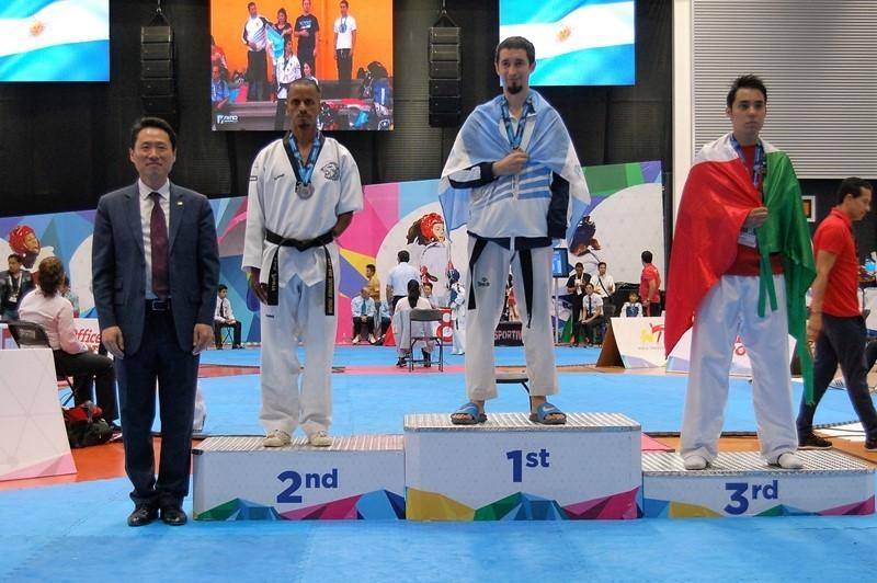 Novik surges up standings on latest Para-taekwondo rankings