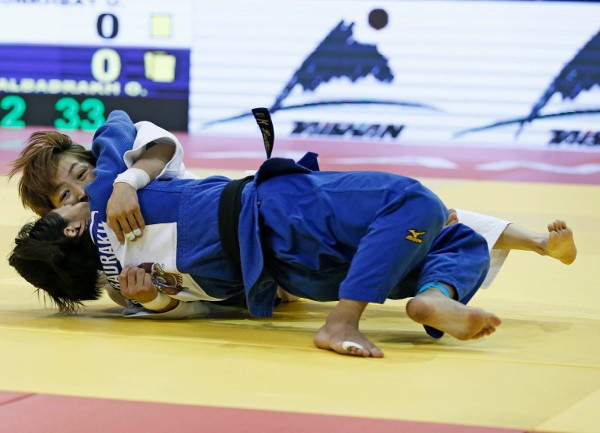 Magnificent Mongolia claim four gold medals as home IJF Grand Prix opens in Ulaanbaatar