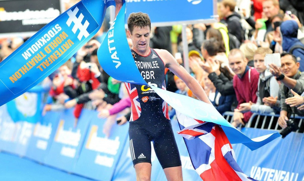 Brownlee brothers among those vying for top honours at Stockholm leg of ITU World Triathlon Series