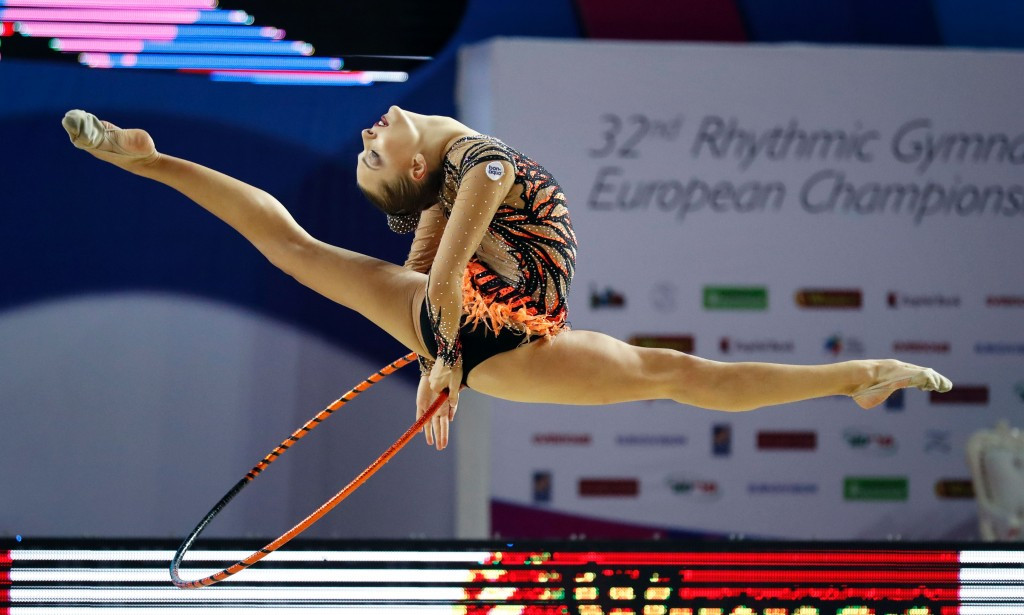 Ukraine and Belarus stars lead way as Berlin Masters Rhythmic Gymnastics qualifying begins