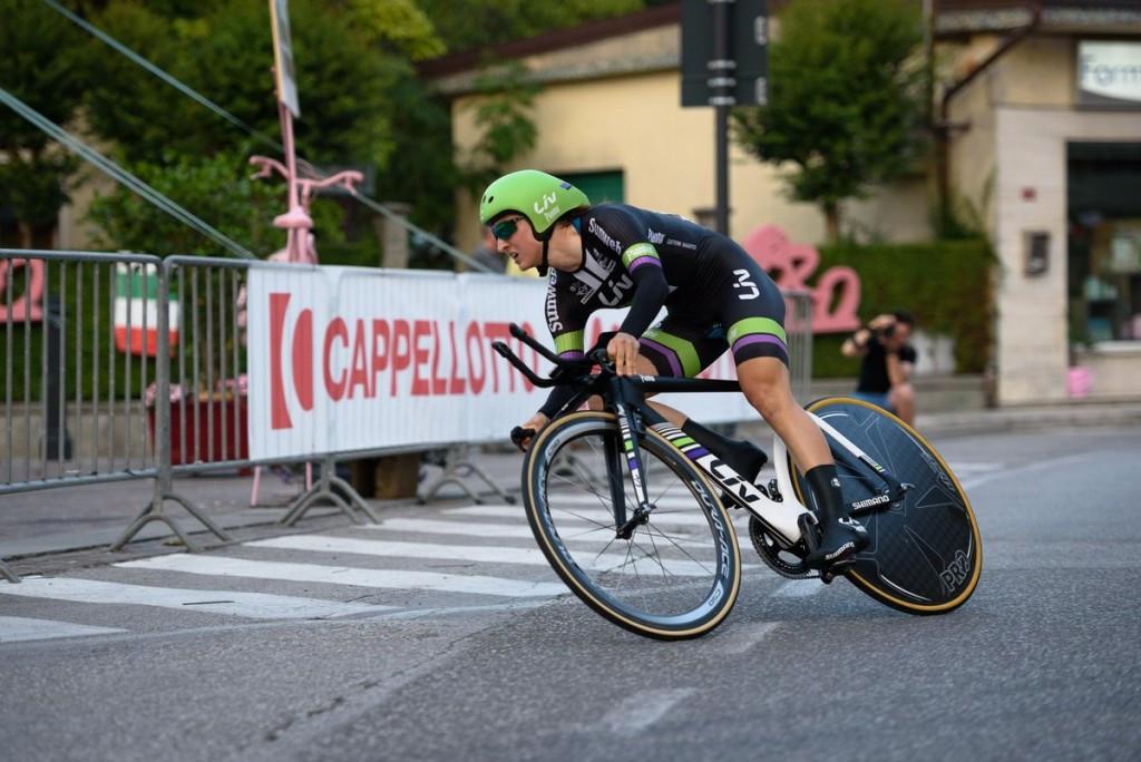 Kirchmann takes opening stage victory of Giro d'Italia Internazionale Femminile