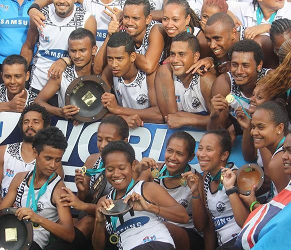 Fiji win men's and women's tournaments at FIH Hockey World League Round 1 event