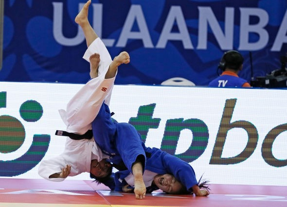 Two more gold medals for hosts Mongolia at IJF Ulaanbaatar Grand Prix