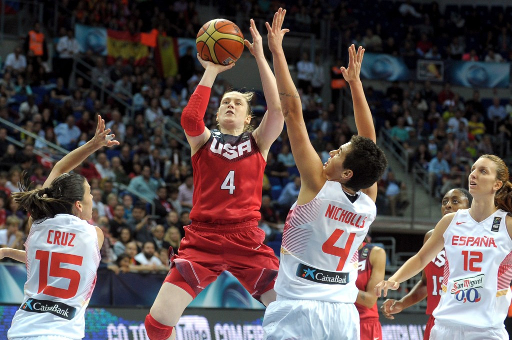 The American men's and women's teams have already qualified after both teams won last year's FIBA World Championships