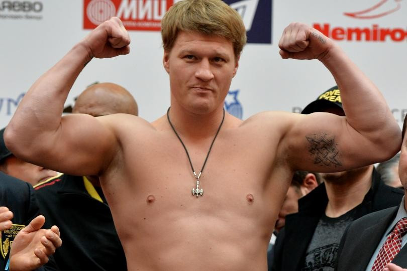 Russian heavyweight Povetkin cleared by WADA after meldonium positive