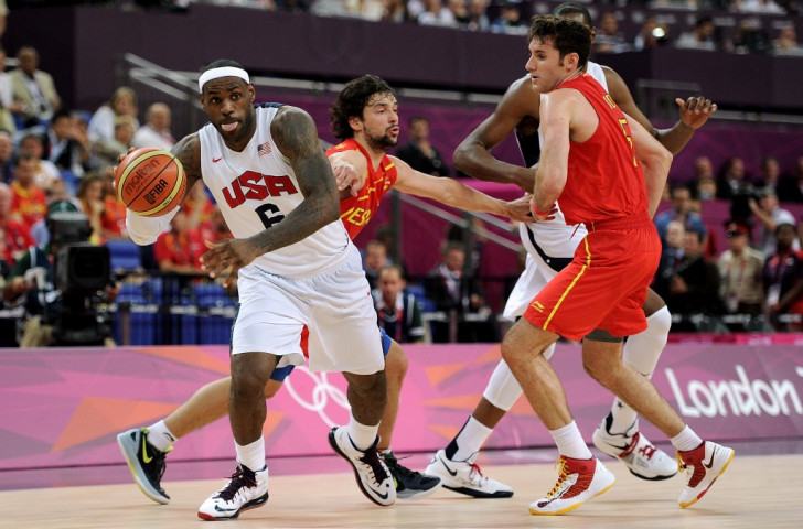 Basketball's Olympic qualification process for Rio 2016 has got under way ©Getty Images