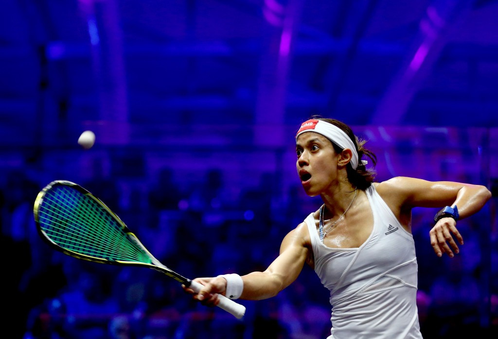Nicol David has now spent 151 months in the top 10 ©Getty Images