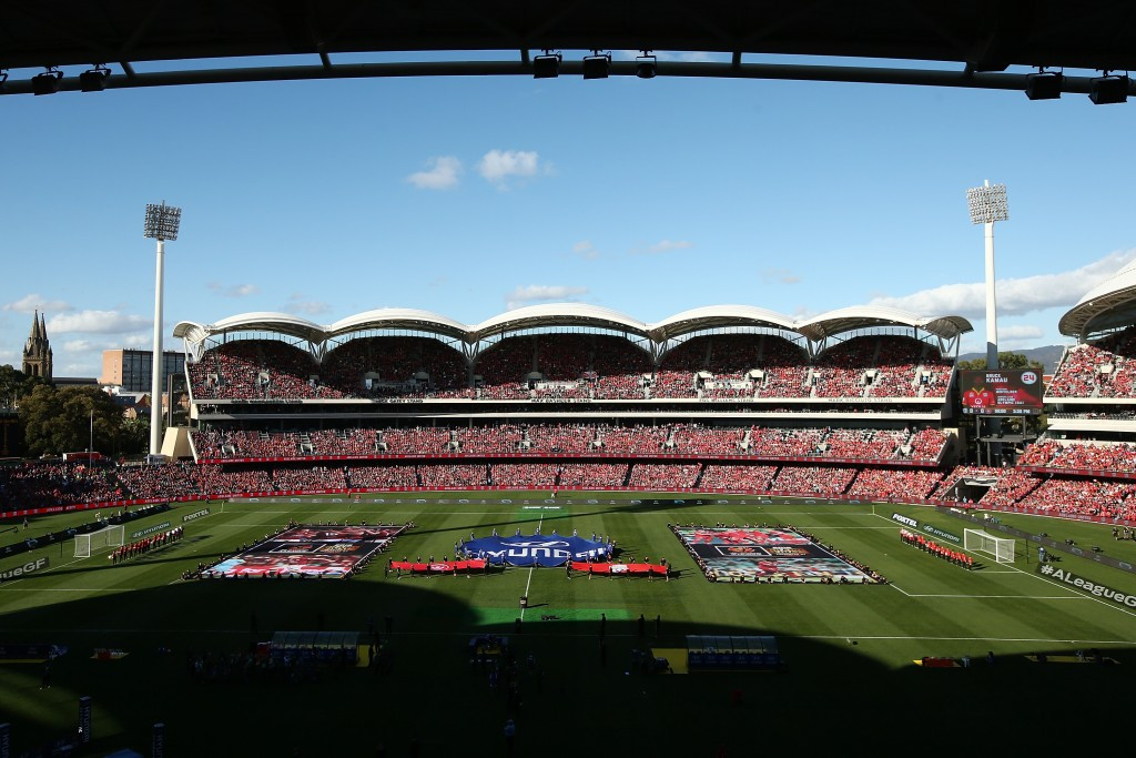 The Adelaide Oval would be a key venue should South Australia host the 2030 Commonwealth Games ©Getty Images