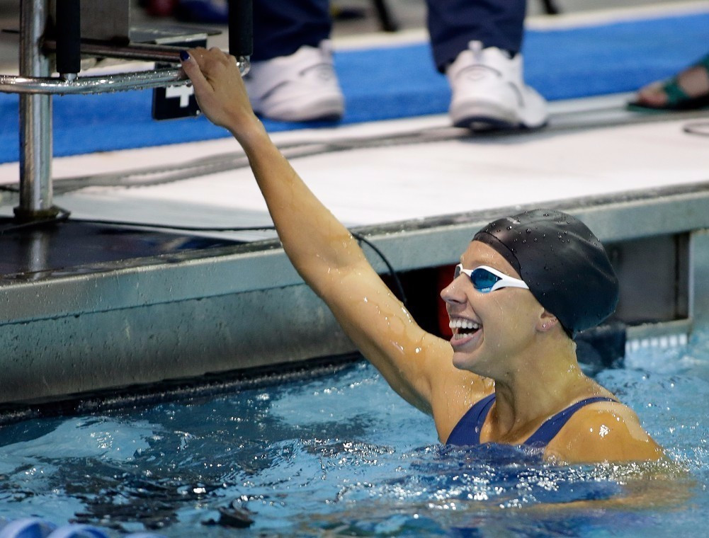 Shattuck and Konkoly lead record-breaking victories on final day of US Paralympic Swimming Trials