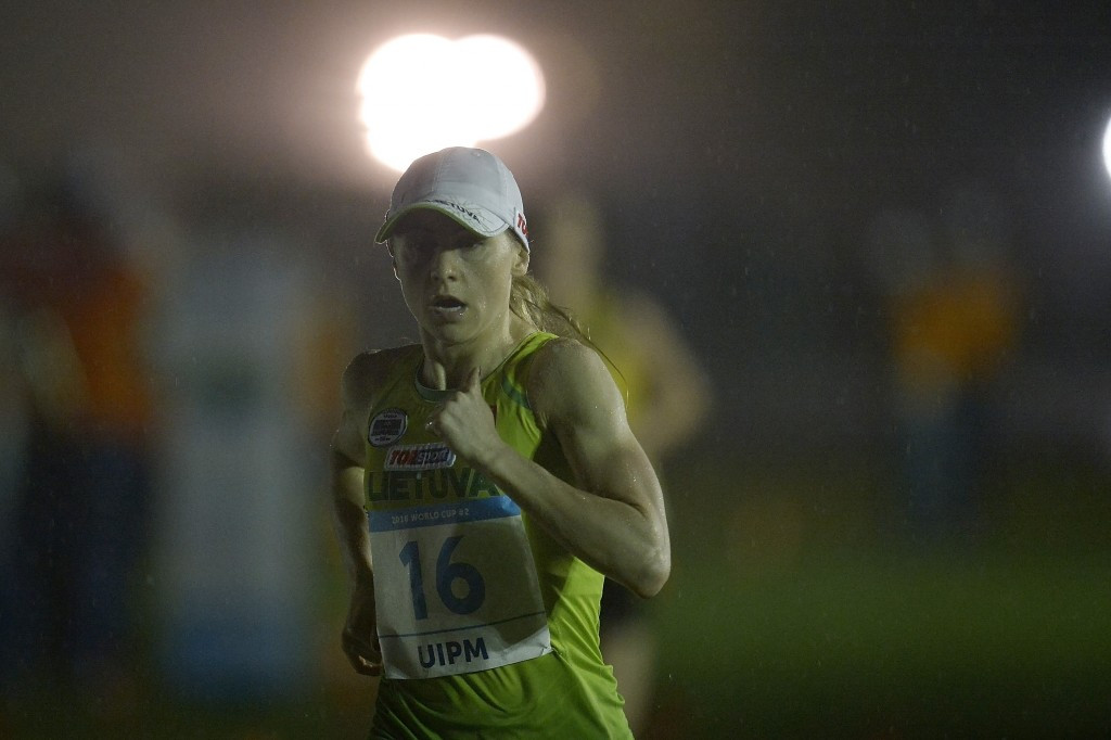Asadauskaite to defend title as Modern Pentathlon European Championships begins in Sofia
