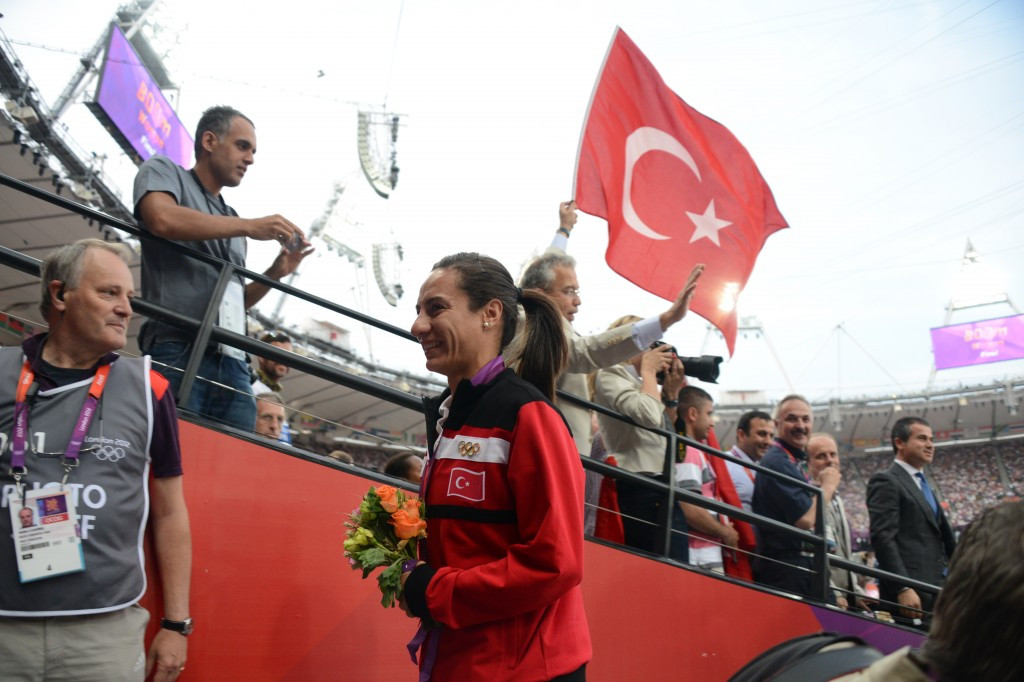 Çakır appeals to Court of Arbitration for Sport to have eight-year doping ban commuted so she can compete at Rio 2016