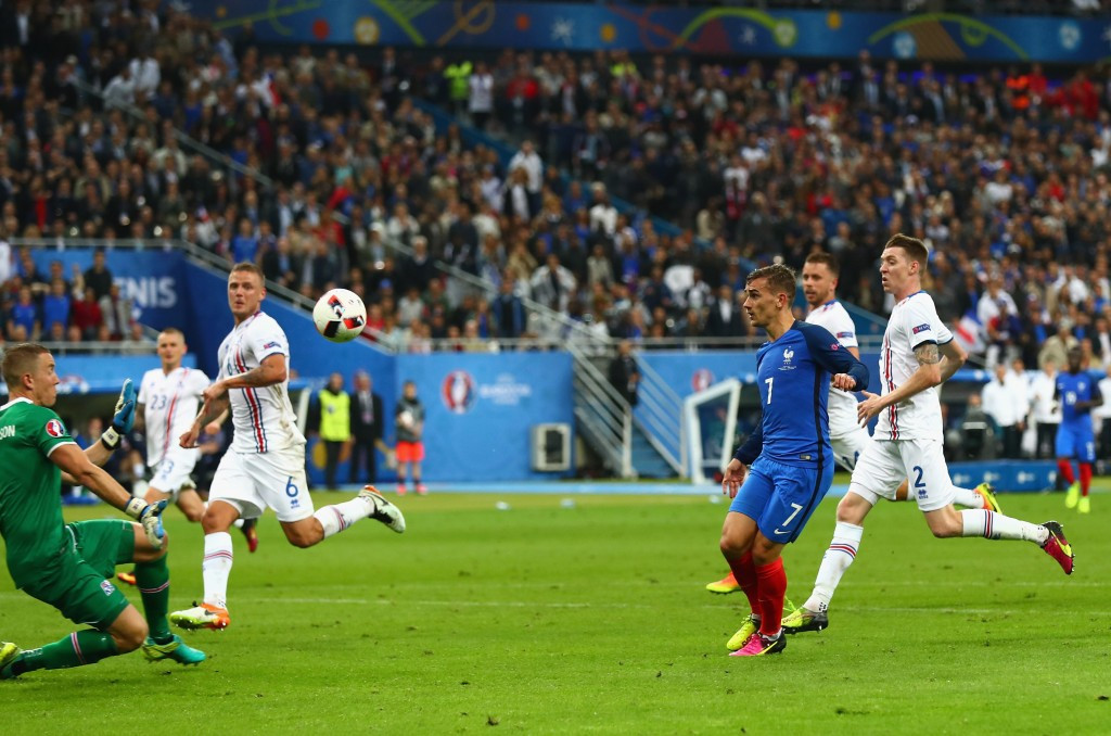 France blow Iceland away to reach semi-finals of Euro 2016