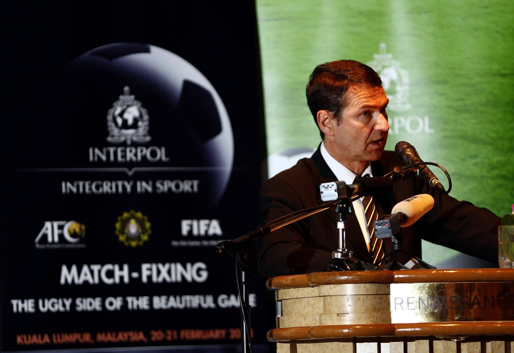 Interpol suspends anti-corruption agreement with FIFA