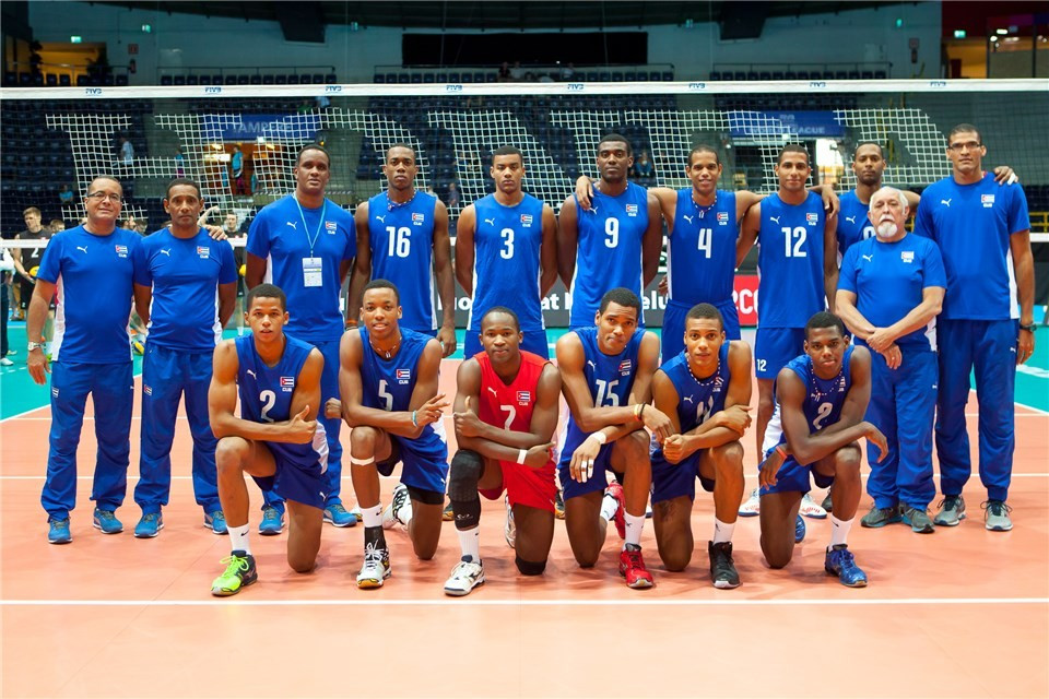 Eight Cuban volleyball players arrested on suspicion of aggravated rape in Finland