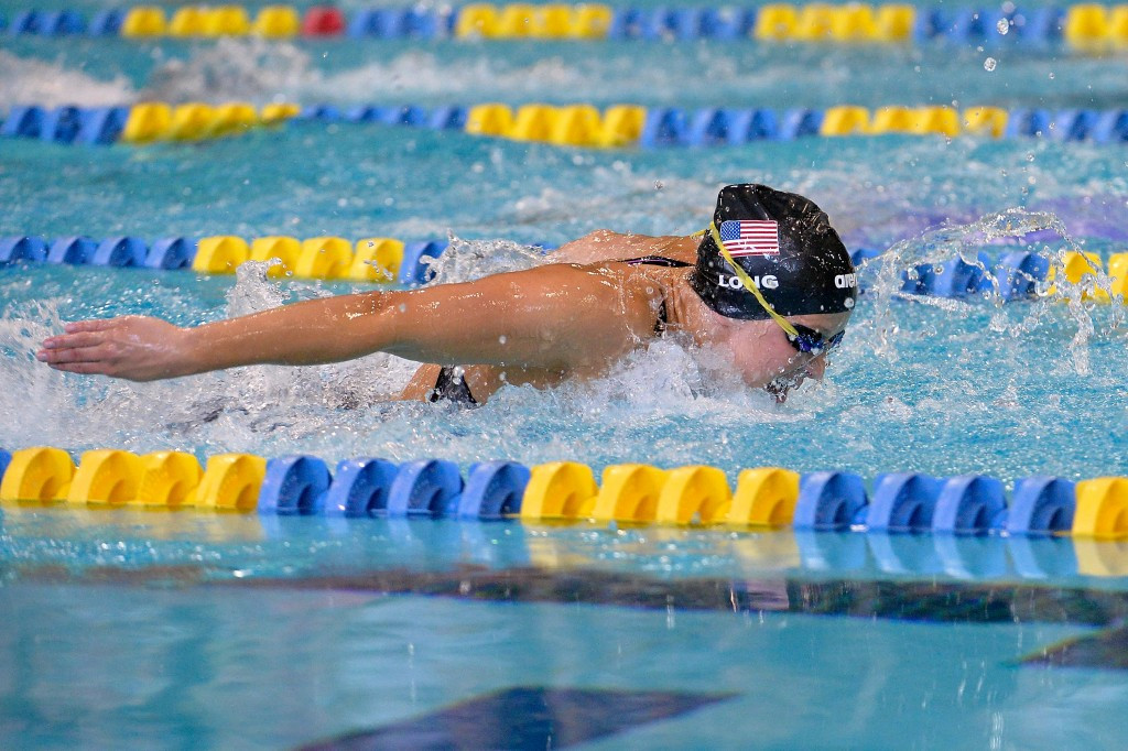 Long headlines 31-strong American swimming team for Rio 2016 Paralympic Games