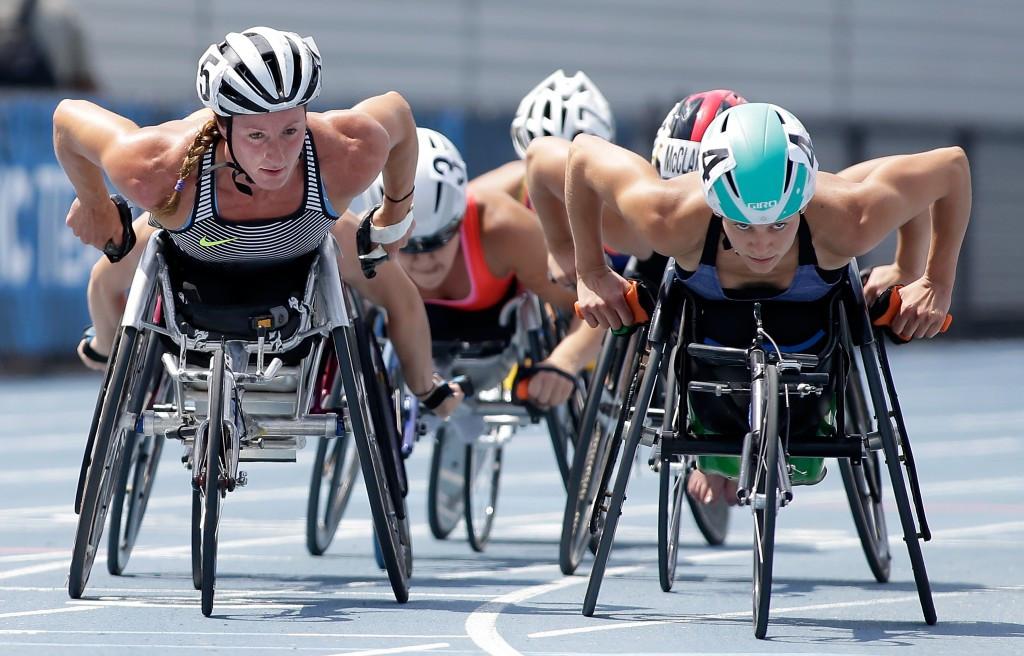 McFadden and Martin headline United States Paralympics team for Rio 2016