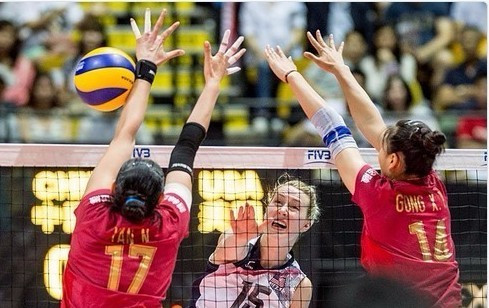 United States will start as favourites for the World Grand Prix title ©FIVB