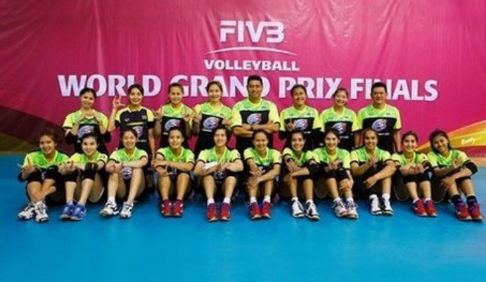 Bangkok will host the final round of the FIVB World Grand Prix ©Twitter/FIVB