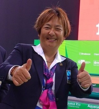 Reiko Chinen has been appointed as the sport manager for weightlifting at the 2020 Olympics in Tokyo ©Facebook/Reiko Chinen