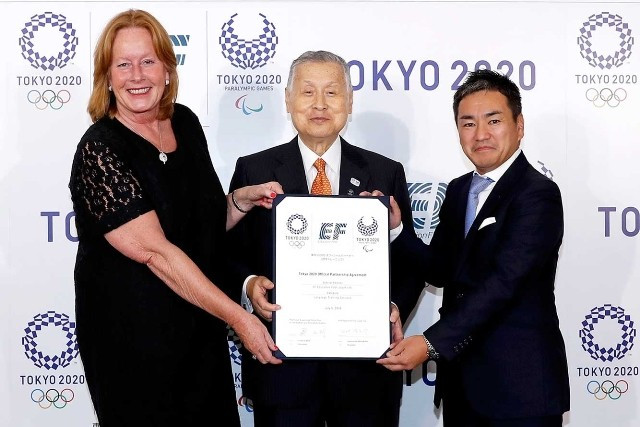 Education First Japan revealed as 24th official partner of Tokyo 2020 Olympic Games