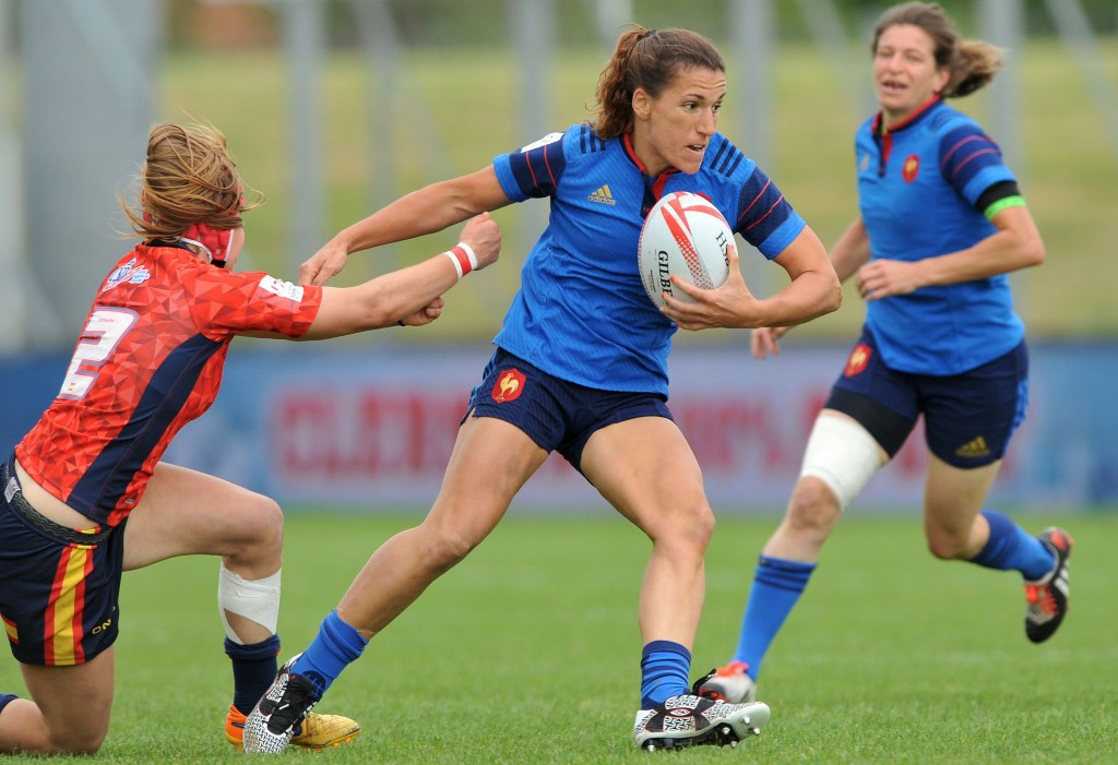 Women from France and Spain to become first rugby Olympians since 1924 in Rio