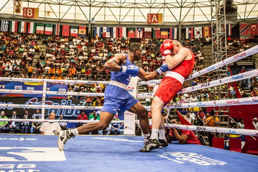 N'Dam reaches semi-finals of Olympic boxing qualifier with comfortable victory in Vargas