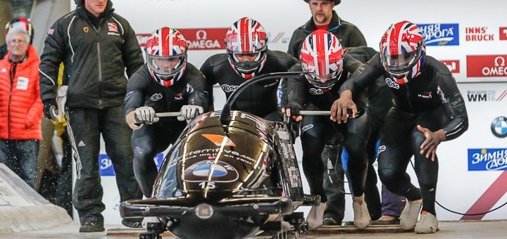 British Bobsleigh are seeking to appeal to elite athletes from other sports ©British Bobsleigh