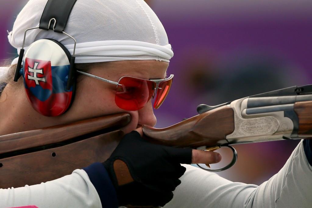 Slovakian wins women's trap as European Shotgun Championship gets underway