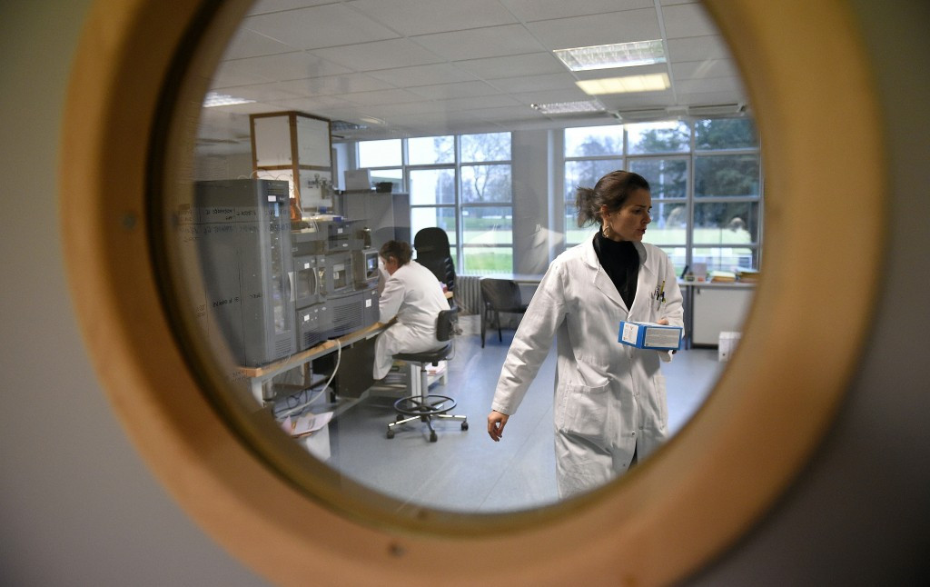 Operation Puerto bloodbags are now in a WADA-accredited Laboratory outside of Spain ©WADA