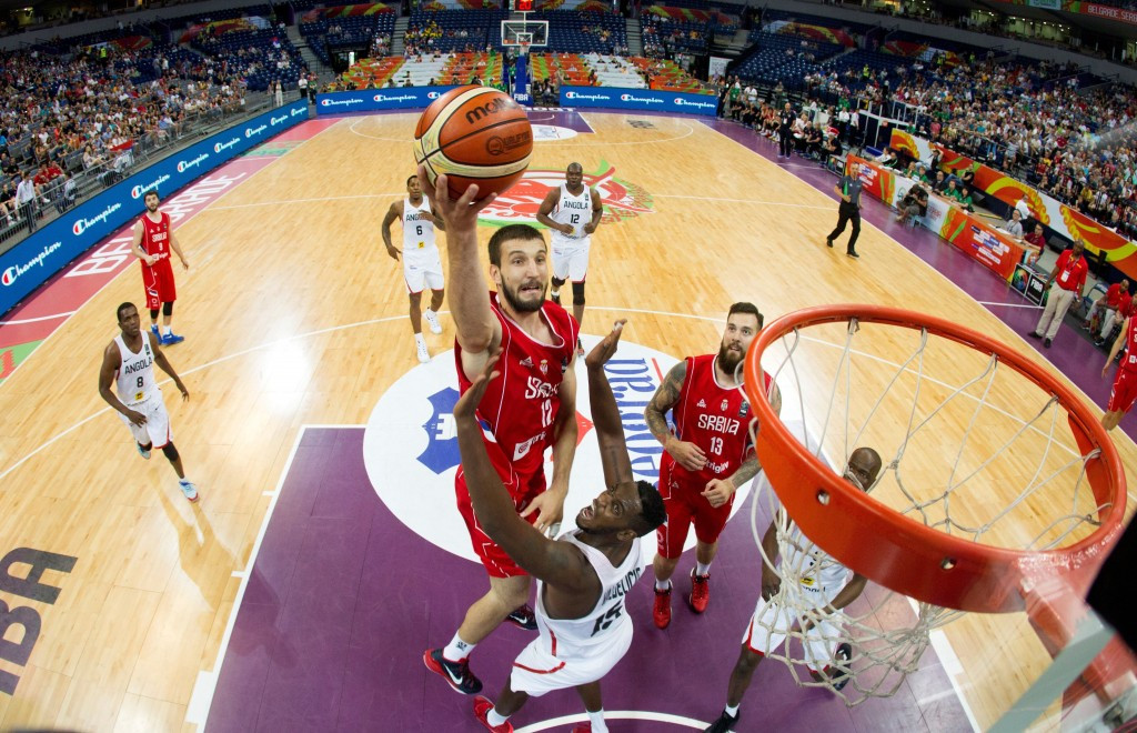 Serbia, Canada and Greece all continue unbeaten records at FIBA Olympic Qualifying Tournaments