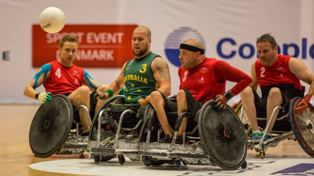 Sydney awarded 2018 International Wheelchair Rugby Federation World Championship