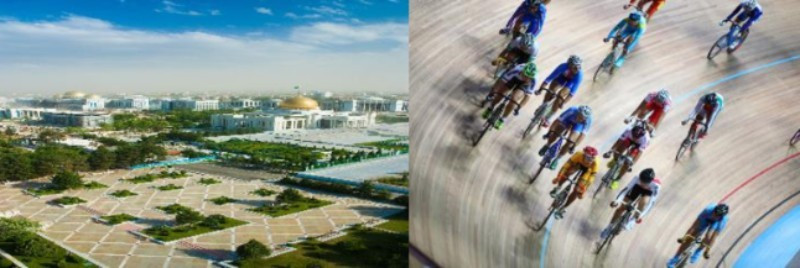 Ashgabat 2017 is set to be the biggest sporting event in the history of Turkmenistan ©Linkedin/Trivandi Chanzo