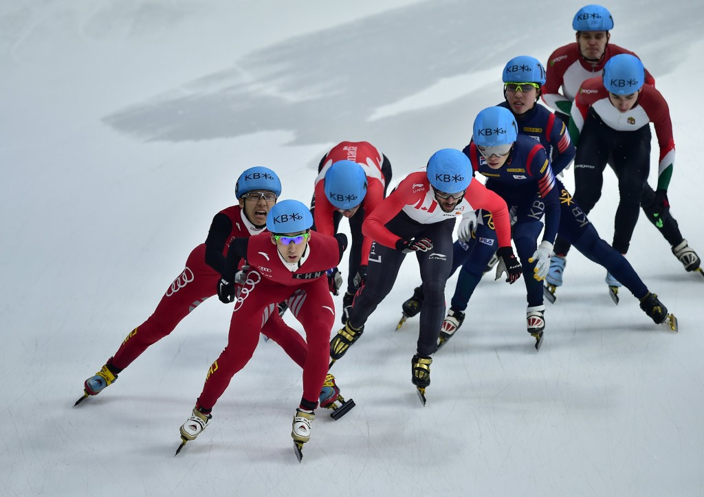 Pyeongchang Winter Olympic venue among host cities for 2016-2017 ISU Short Track World Cup