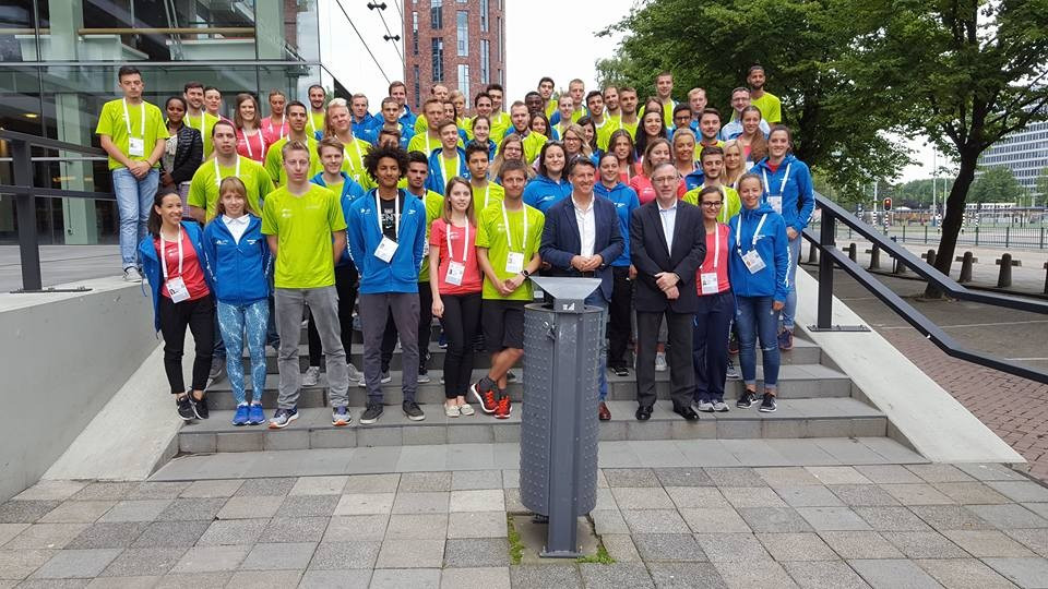 European Athletics-UNESCO Young Leaders Forum: Day two