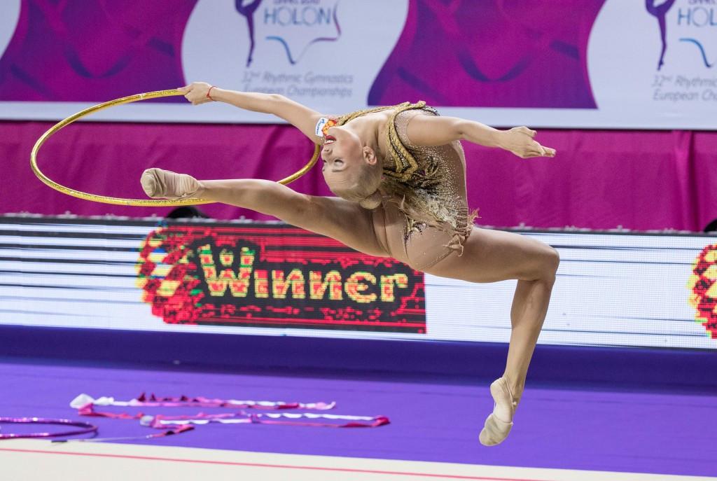 Multiple world champion Kudryavtseva to headline FIG Rhythmic World Cup in Kazan