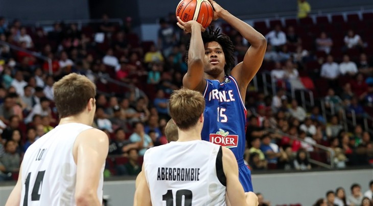 France and Turkey clinch semi-final spots at FIBA Olympic Qualifying Tournament