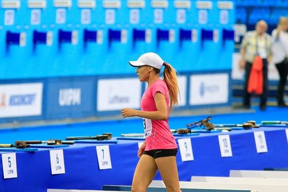 Gulnaz Gubaydullina won her qualifying group in Sofia ©Getty Images