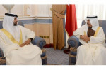 Bahrain Olympic Committee President meets Prime Minister to discuss sport programmes in the country